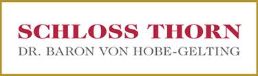 SCHLOSS THORN - Weinversand